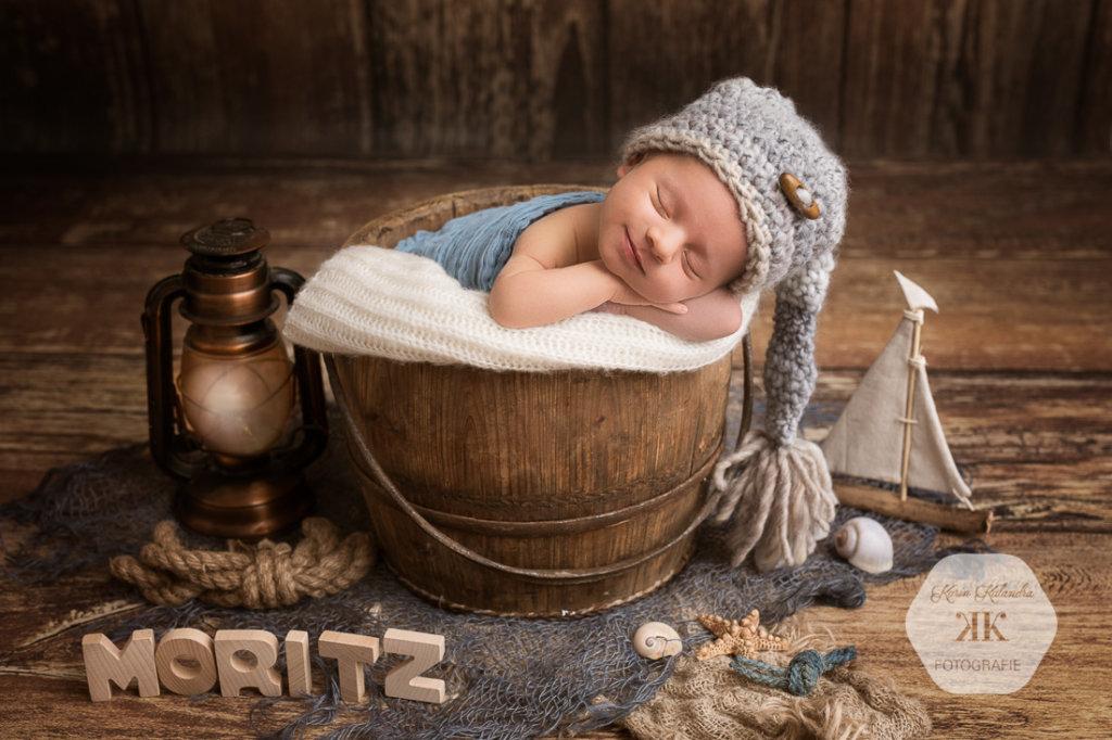 Berührende Neugeborenenfotos #1