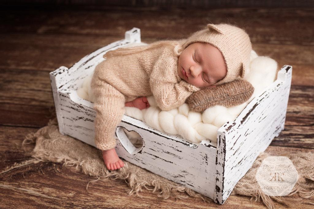 Berührende Neugeborenenfotos #8
