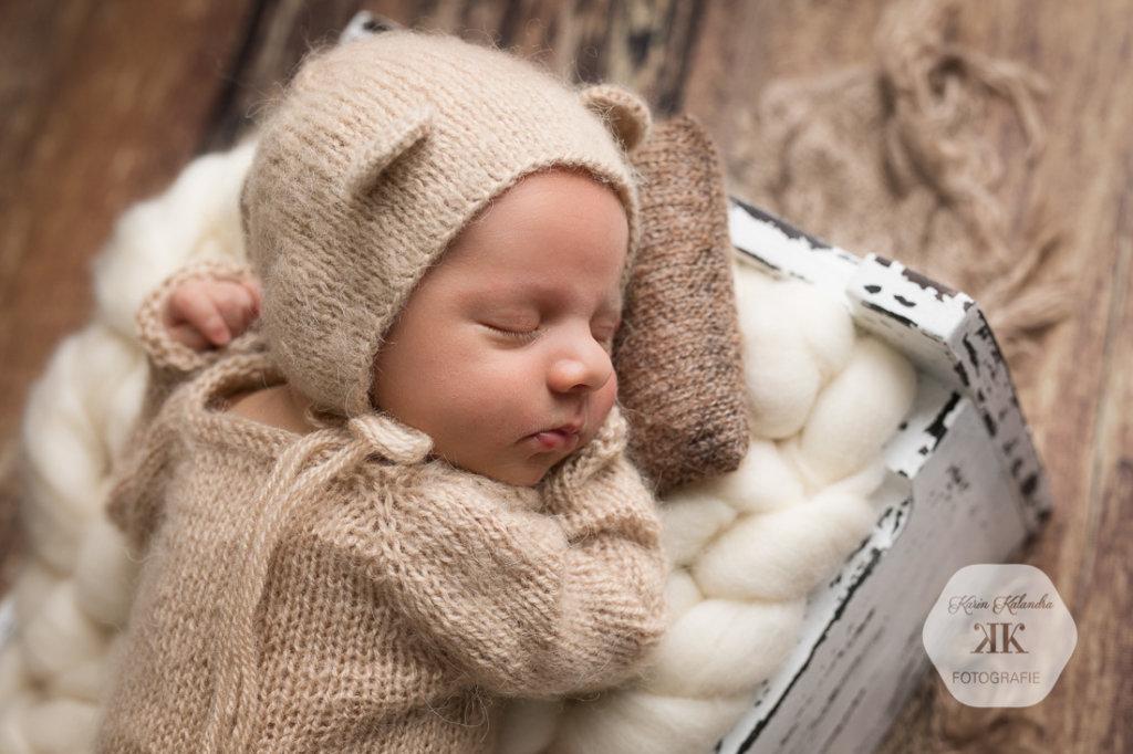 Berührende Neugeborenenfotos #9