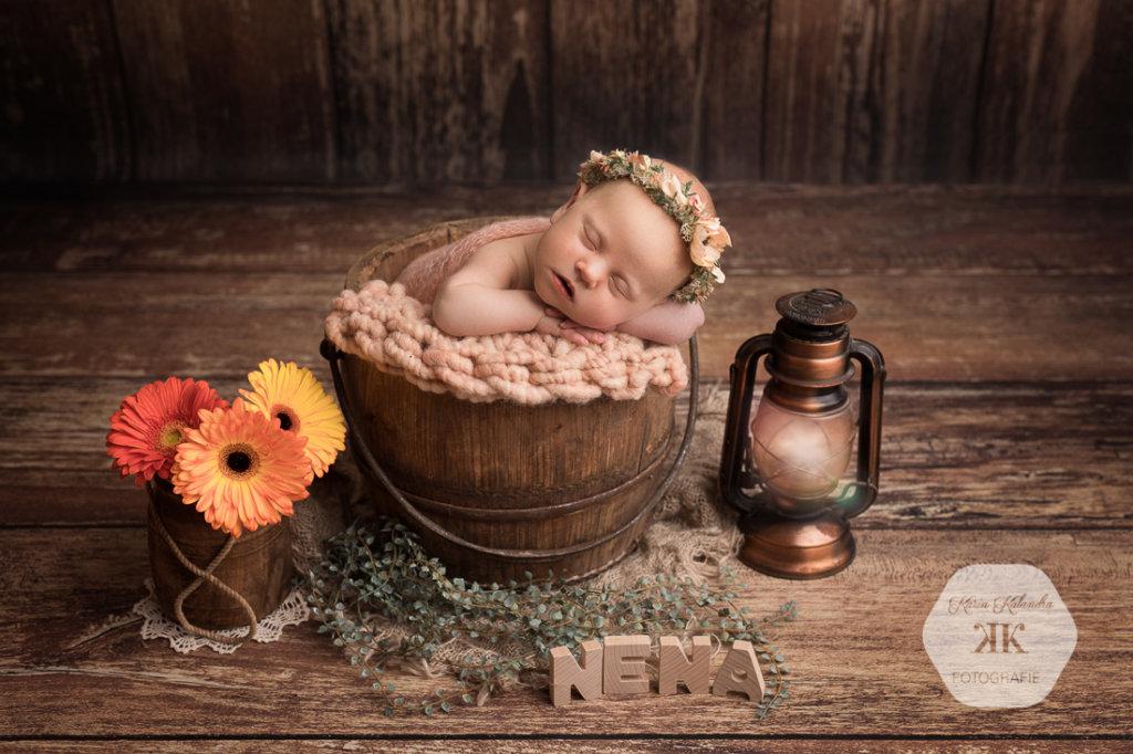 Liebevolle Neugeborenenfotografie #4