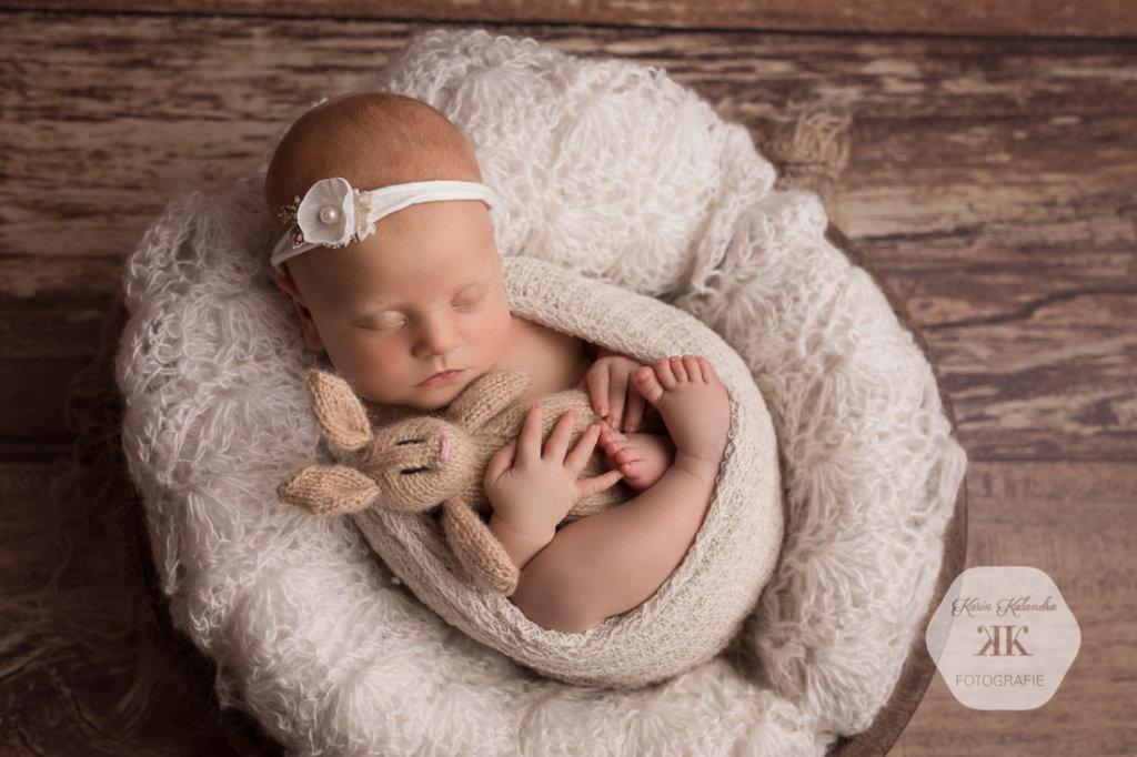 Liebevolle Neugeborenenfotografie #1
