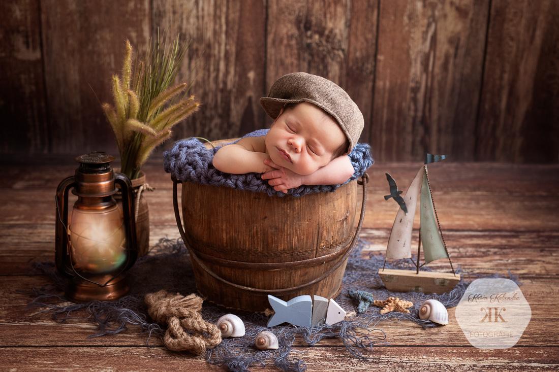 entzückendes Neugeborenenshooting #2