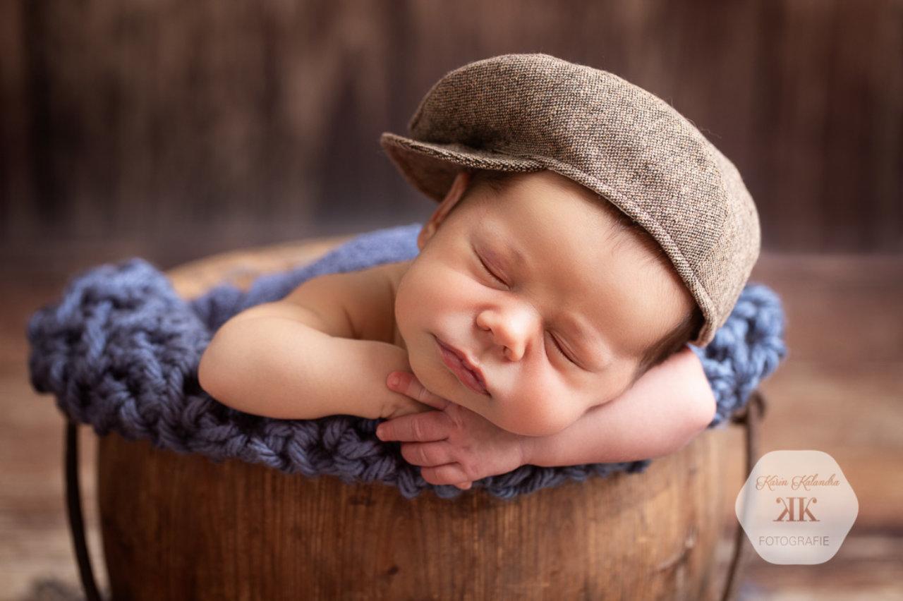 entzückendes Neugeborenenshooting #3