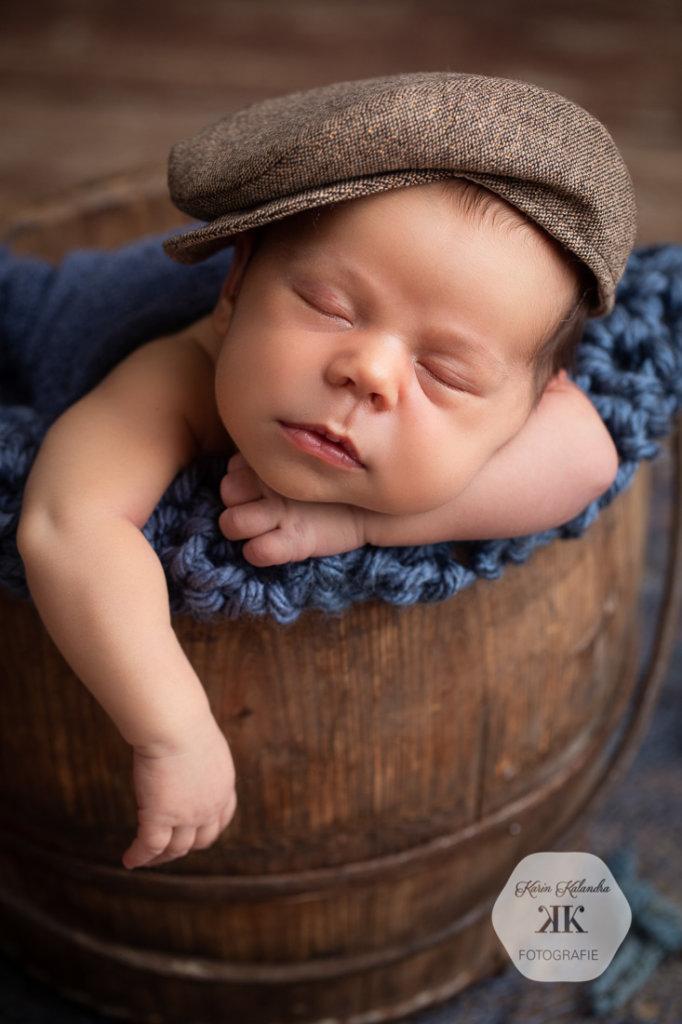 entzückendes Neugeborenenshooting #1