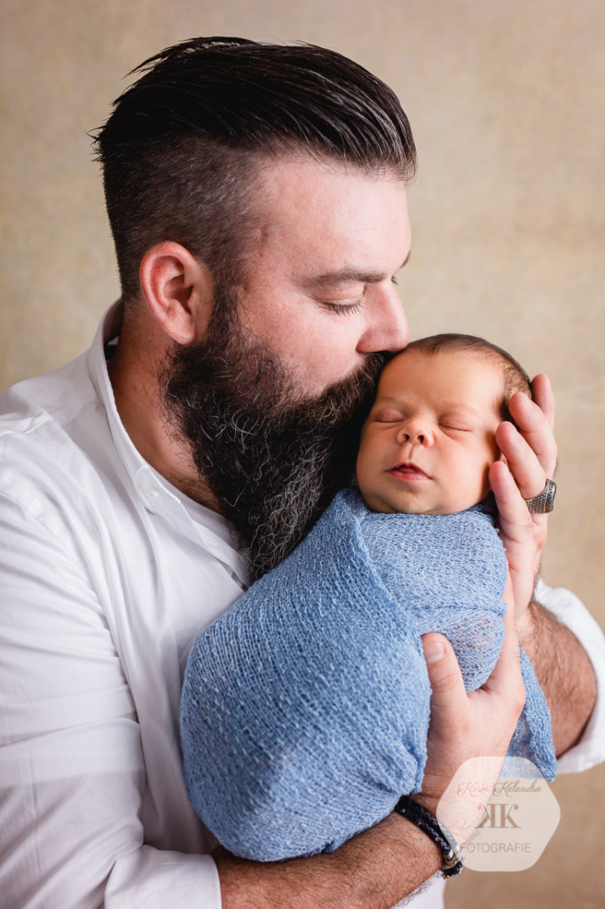 entzückendes Neugeborenenshooting #11