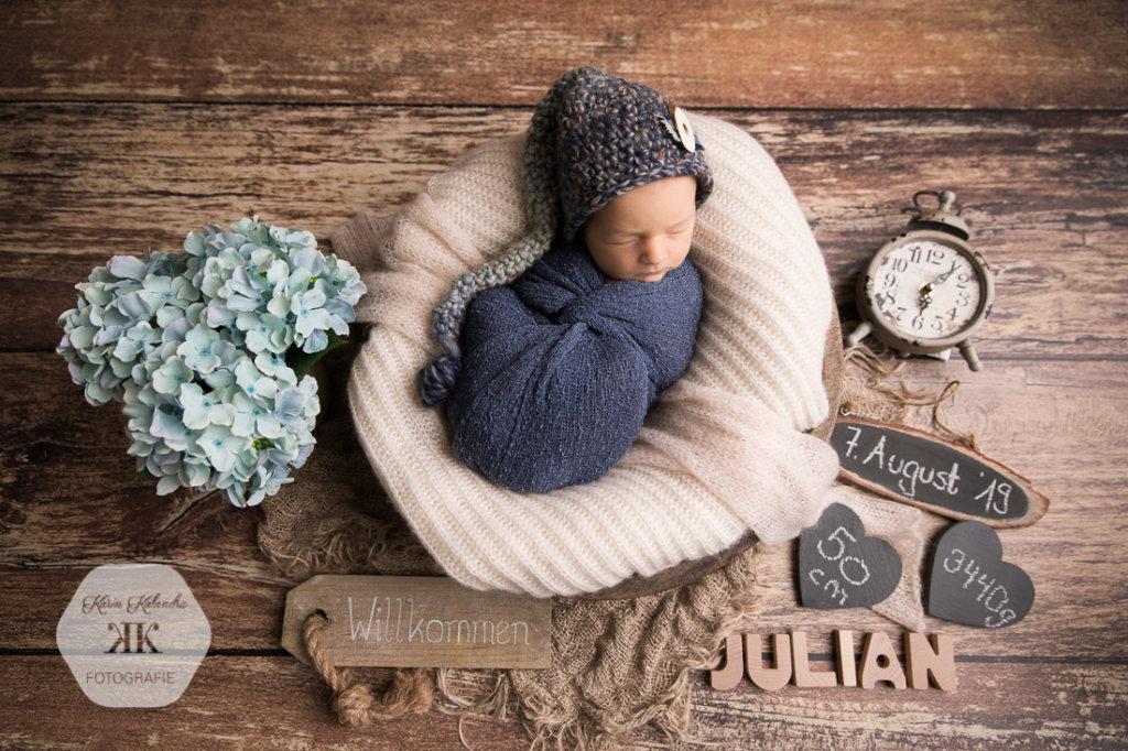 Süße Neugeborenenbilder #1