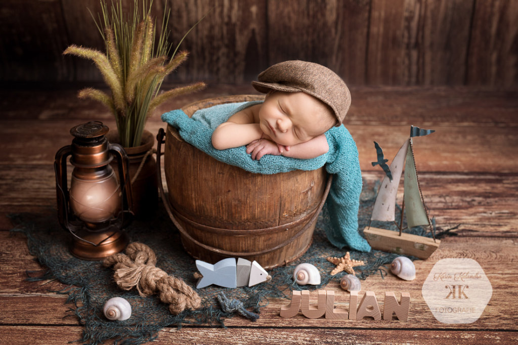 Süße Neugeborenenbilder #7