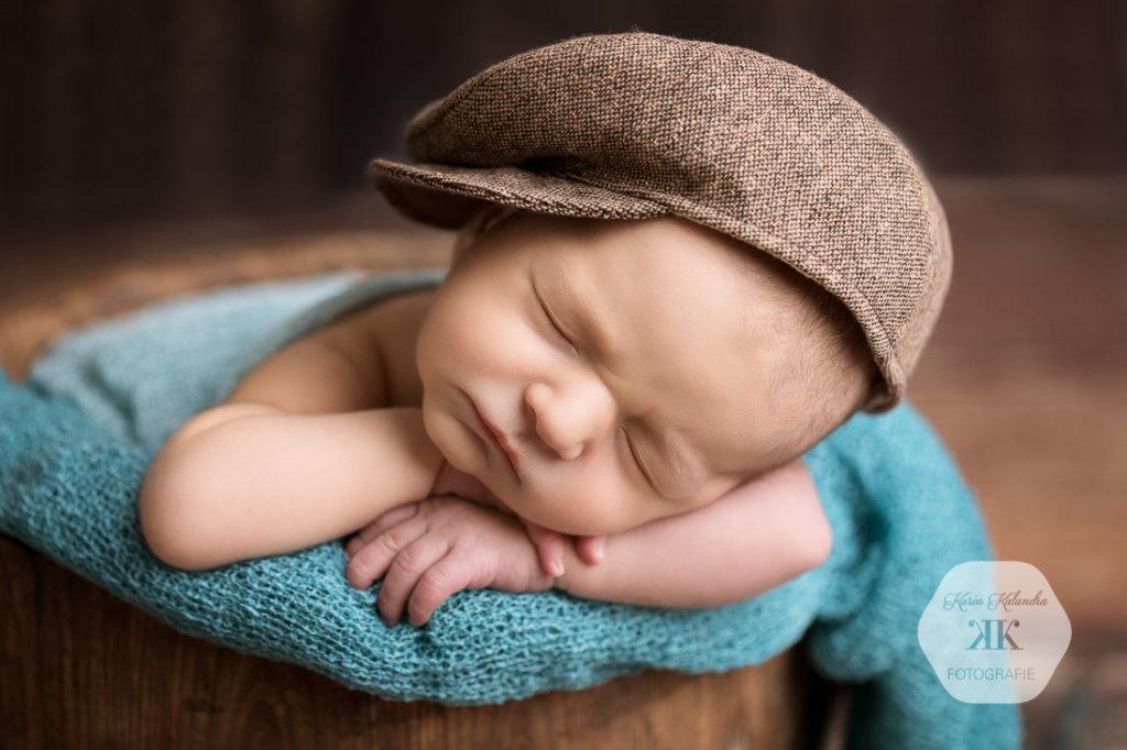Süße Neugeborenenbilder #9