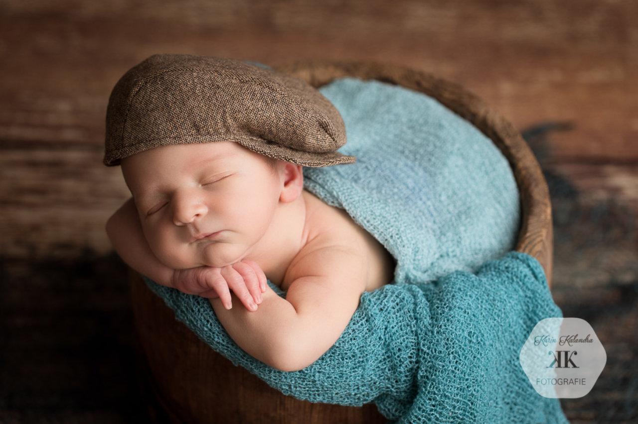 Süße Neugeborenenbilder #8