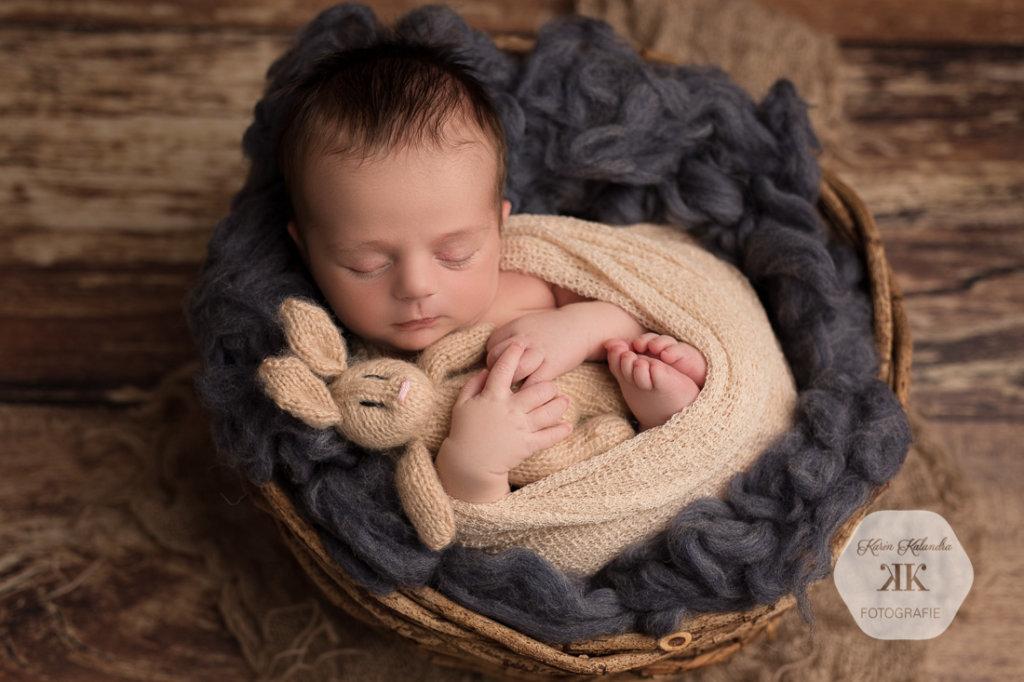 Liebevolle Neugeborenenfotografie #2