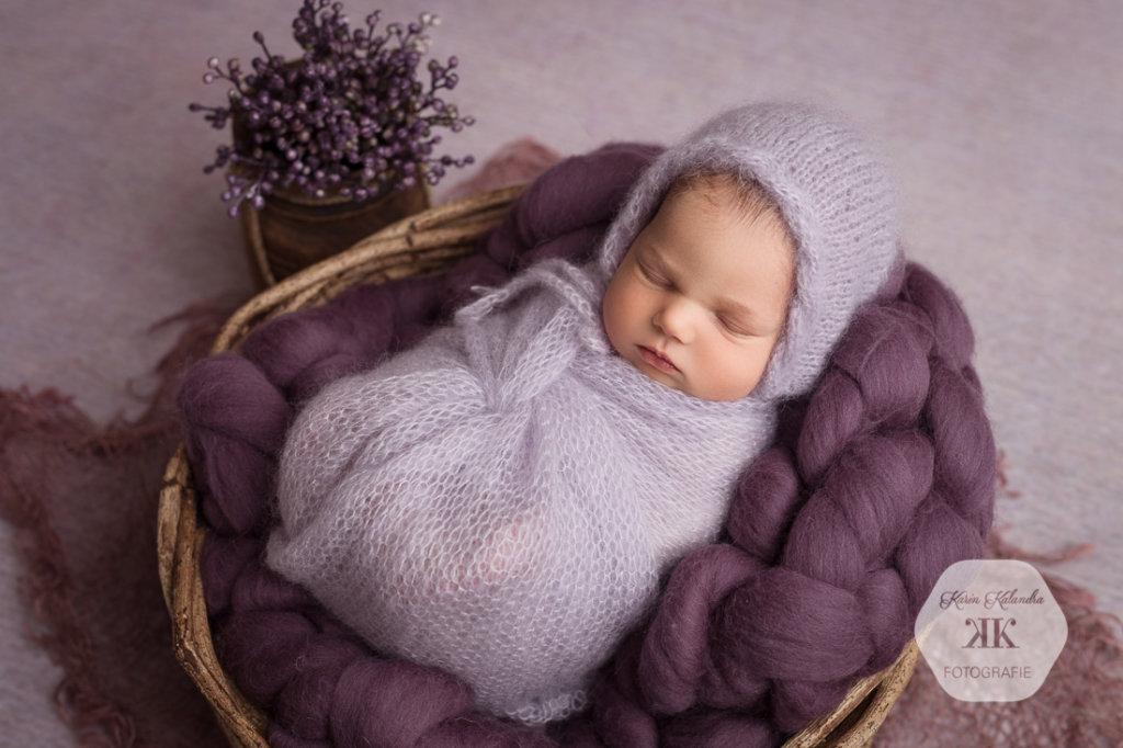 Neugeborenenfotoshooting mit Flora #6