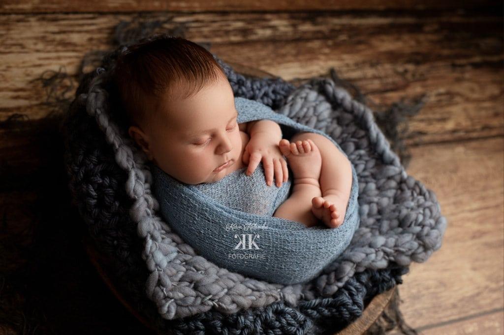 Neugeborenenbilder mit Constantin#2