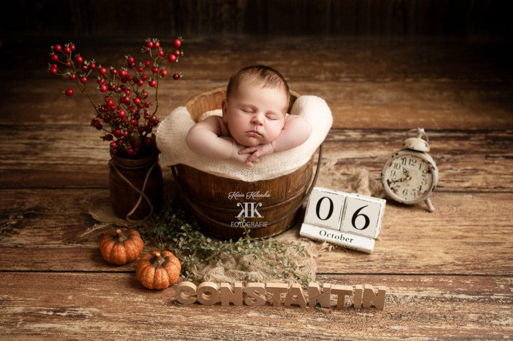 Neugeborenenbilder mit Constantin#8