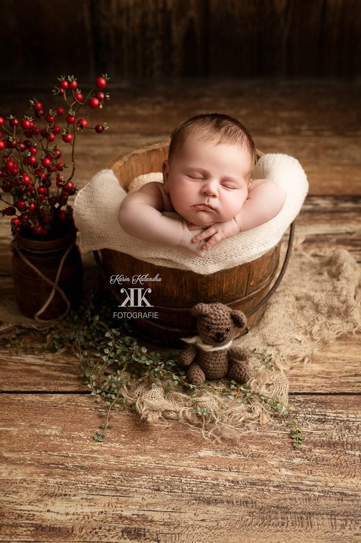 Neugeborenenbilder mit Constantin#9