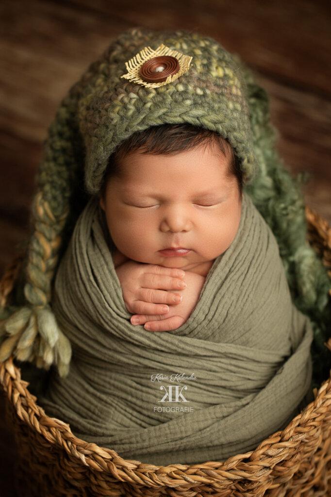 Liebevolle Neugeborenenfotografie #3