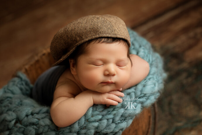 Liebevolle Neugeborenenfotografie #5