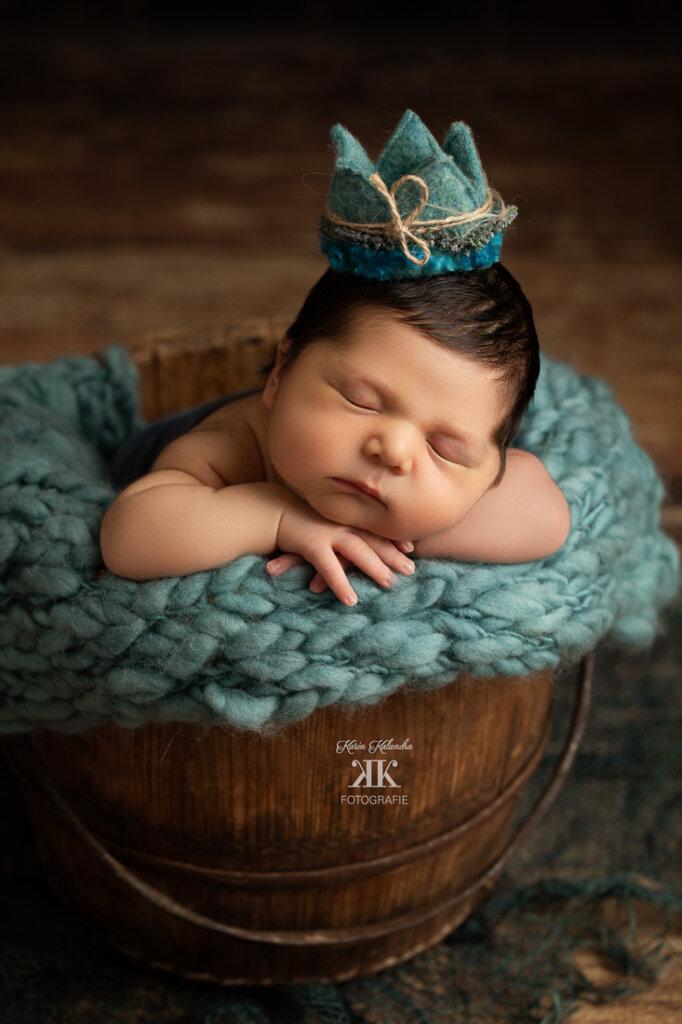 Liebevolle Neugeborenenfotografie #6